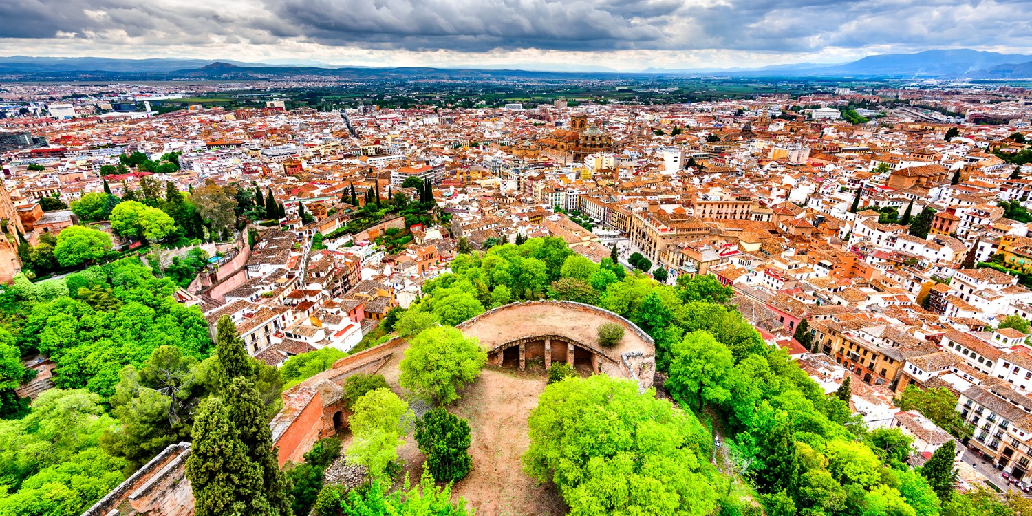 Vacation Packages to Granada Spain from Chicago - Sunset Travel & Cruise Agency, Chicago IL