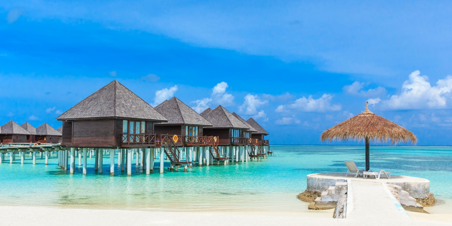 Plan your honeymoon to the Maldives Islands easily with travel agents in Chicago - Sunset Travel & Cruise, W. Fullerton Ave 60614