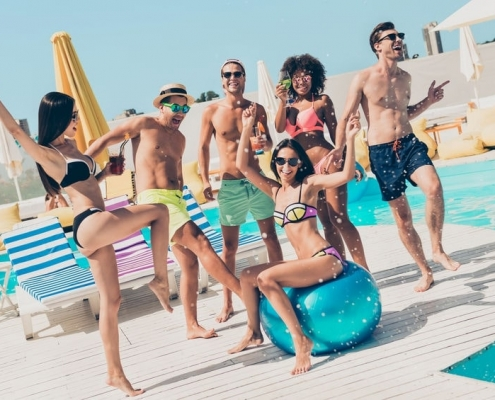 Bachelor & Bachelorette Party Ideas for Resorts in Mexico - Sunset-Travel.com