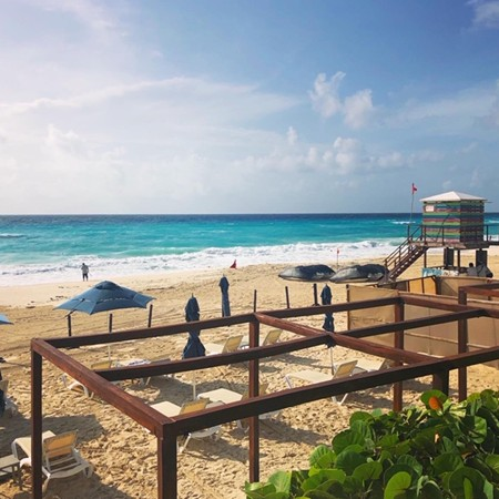Cancun Resort Activity Safety - Sunset-Travel.com
