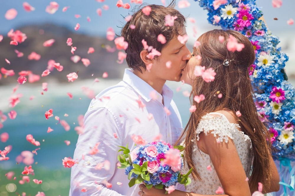 The Pros and Cons of a Destination Wedding - Sunset-Travel.com