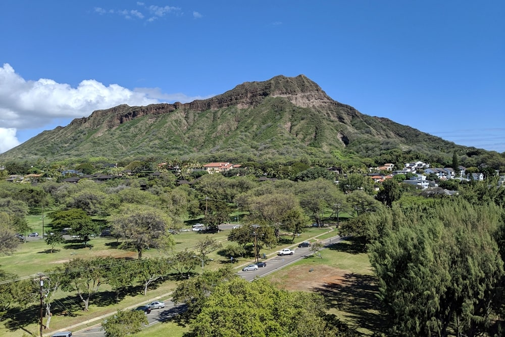 Diamond Head Hawaii Vacation Travel Agency - Sunset-Travel.com