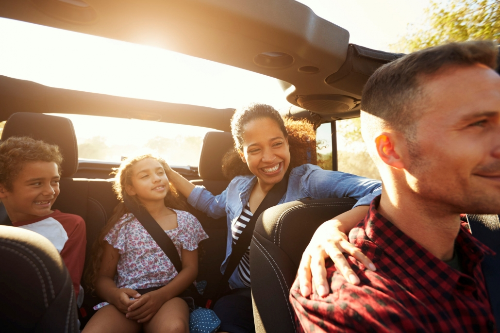 Family Road Trips Plans for Summer 2020 - Sunset-Travel.com