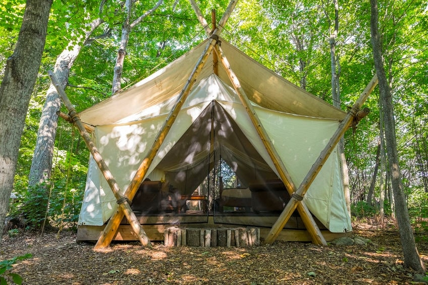 Glamping Travel Agent in Chicago - Sunset-Travel.com