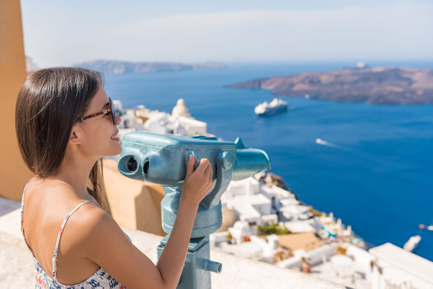 Greece Vacation and Cruise Packages from Chicago's #1 Travel Agency - Sunset Travel & Cruise, W Fullerton Ave 60614