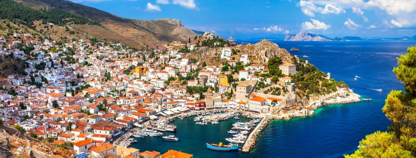 Explore Greece on vacation - Sunset-Travel.com