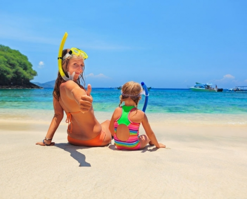 Hawaii Family Vacation Travel Agency - Sunset-Travel.com