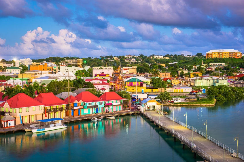Caribbean Honeymoon in Antigua Barbuda - Sunset-Travel.com