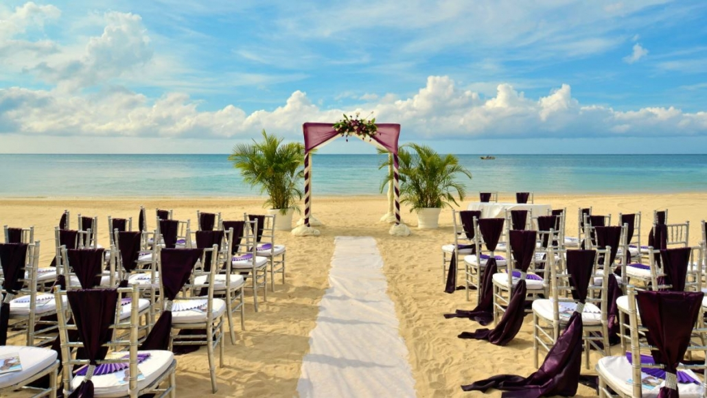 Destination Weddings in Jamaica at Iberostar Grand Rose Hall - Sunset-Travel.com