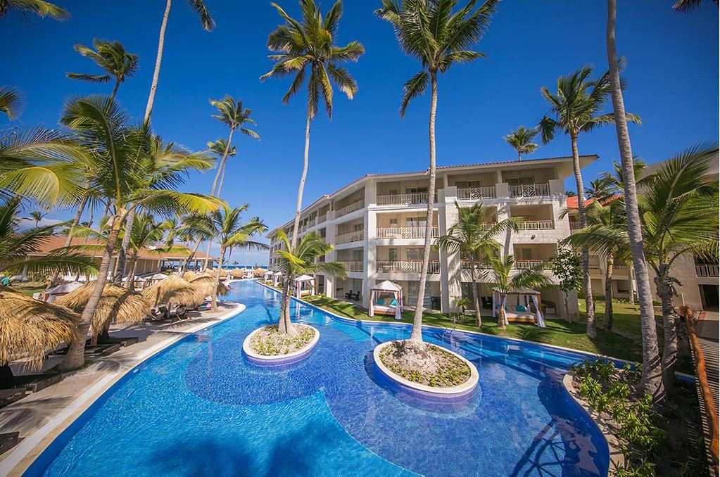 Majestic Mirage Resort for Destination Weddings in Punta Cana - Sunset Travel Agency, Chicago IL