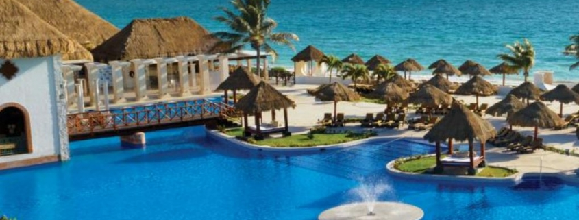 Now Sapphire Resort Destination Weddings Cancun Mexico - Sunset Travel Agency, Chicago
