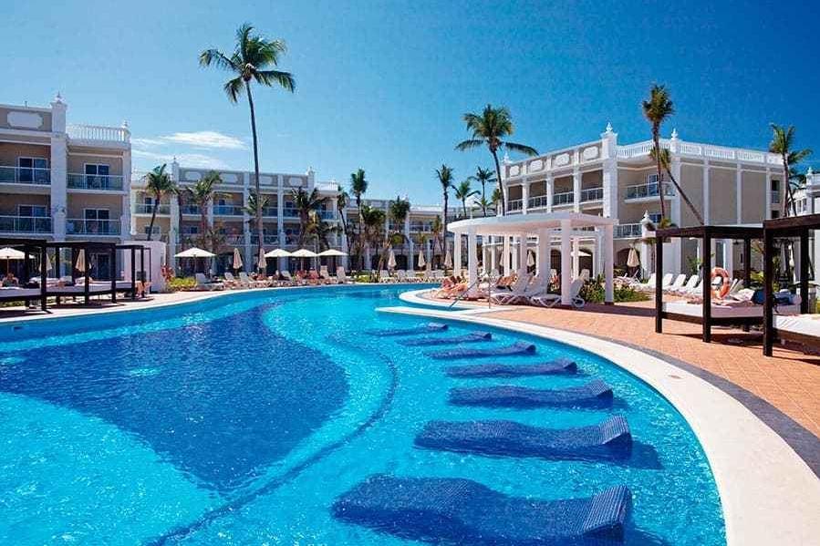 Riu Palace Bavaro Resort for Destination Weddings in Punta Cana Dominican Republic - Sunset-Travel.com