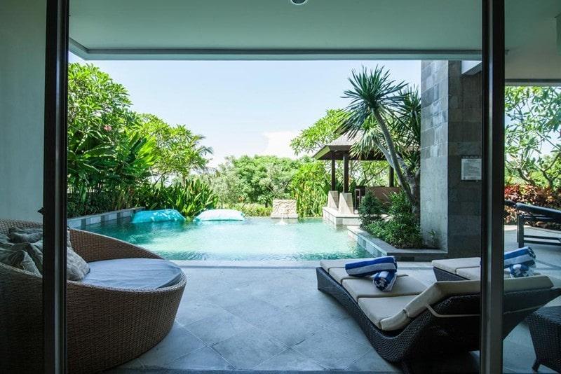 Swim Up Suite Rimba Jimbaran Bali - Sunset-Travel.com