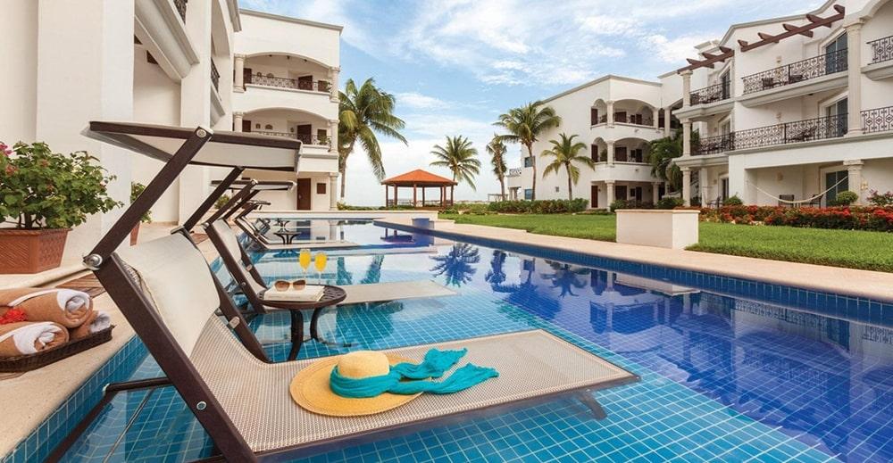Playa Del Carmen Royal Swim-Up Suites - Sunset-Travel.com