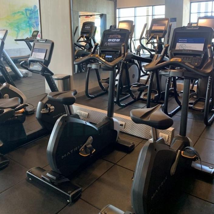 Ziva Resort Workout Room - Sunset-Travel.com